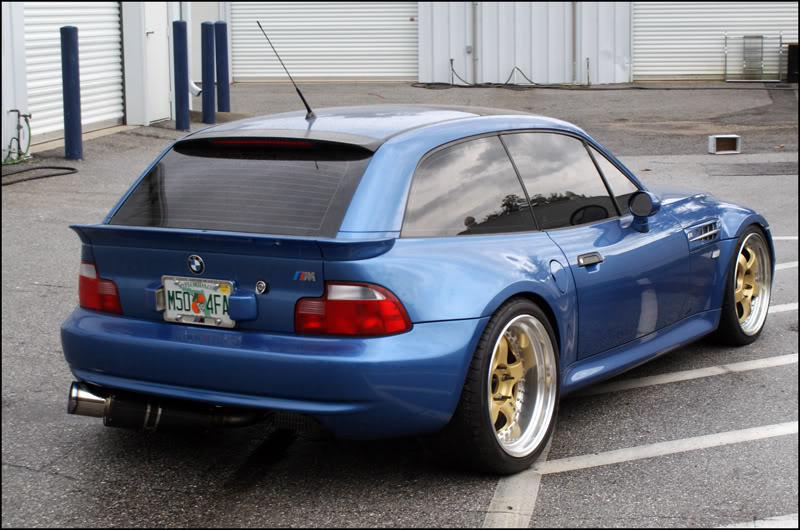 Bmw Z3 M Coupe Turbo