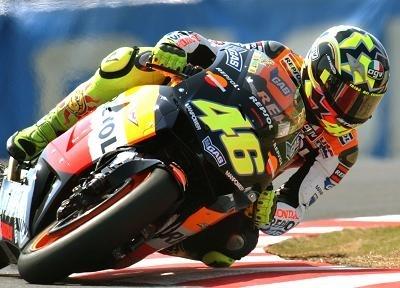 Moto GP: Honda, Total Recall