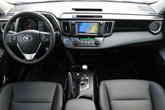 Toyota Rav4 restylé : en avant-première, les photos de l'essai