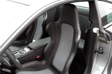 Mercedes SL65 AMG Black Series dans la nature [12 photos]