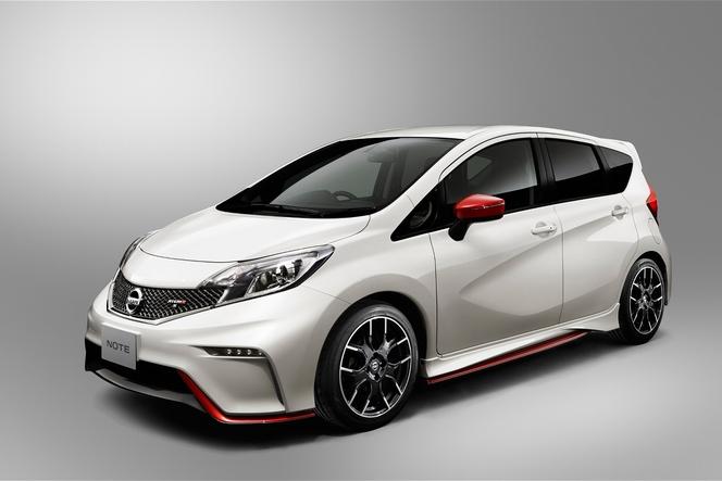 Nissan dévoile le Note Nismo
