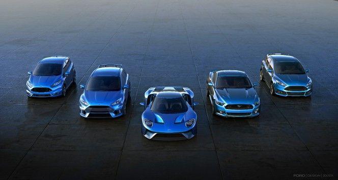 Ford : la voiture sportive marche fort