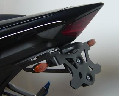 Patins et support de plaque pour Honda CB 1000R by Top Block
