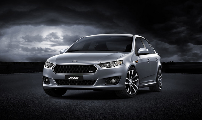 Nouvelle Ford Falcon XR Performance