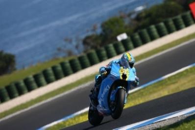 Moto GP - Test Phillip Island: Suzuki satisfait, Kawasaki veut une rentrée prématurée