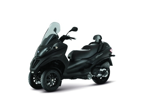Nouveauté Scooter : Piaggio MP3 LT 400 Série limitée Black Edition