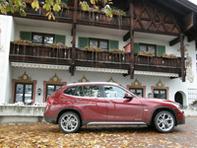 Essai vidéo - BMW X1 xDrive 23d : un crossover qui fait le break