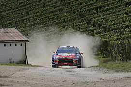 WRC/Allemagne: Loeb puissance Loeb