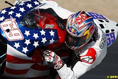 Moto GP - Ducati: Hayden est opiniâtre