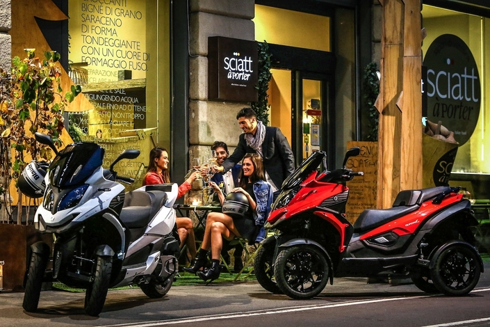 Économie: Quadro Vehicles S.A prévoit une augmentation de son chiffre d'affaires
