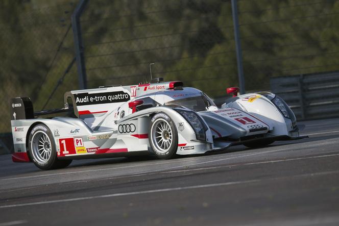 "Endurance - Audi présente sa R18 ""long-tail""!"