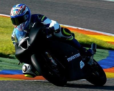 Moto GP : La 125 lui permet de compter un constructeur de plus