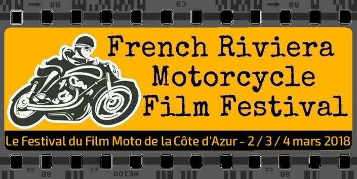 Festival du film moto les 2, 3 et 4 mars 2018 à Nice.