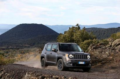 Jeep Wrangler Backcountry, Renegade et Cherokee Night Eagle : premières séries 2016