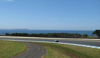 Superbike - Suzuki: La K9 a tourné à Phillip Island avec le Moto GP