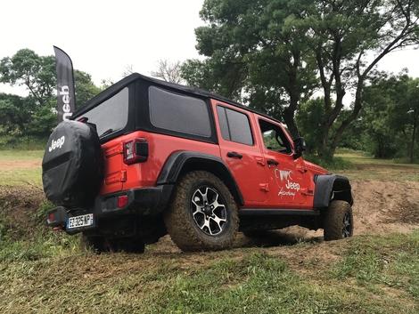 Reportage vidéo - Jeep Academy: école d'aventuriers