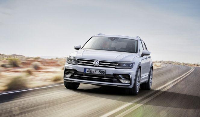 Volkswagen Tiguan 2 : à partir de 25 975 € en Allemagne