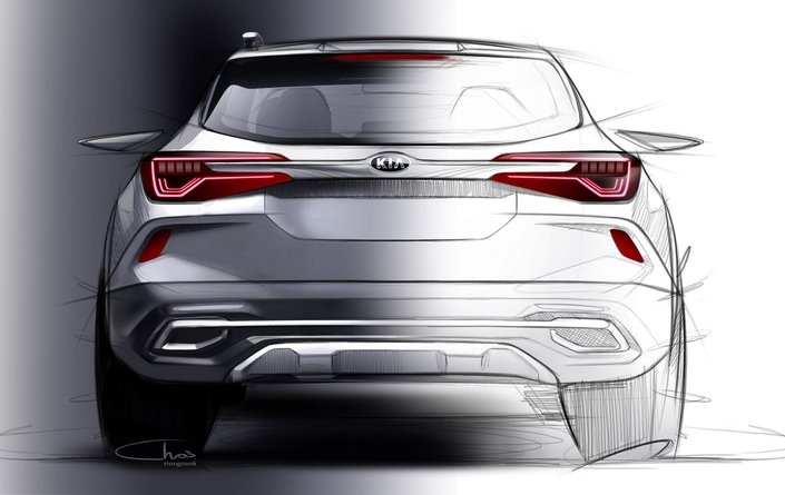 Kia annonce un nouveau crossover
