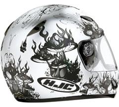 Pour les enfants: le casque HJC CL-14 Y