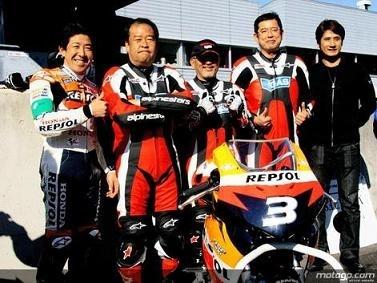 Moto GP - Honda: Les dirigeants du HRC dans la course