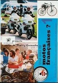 """Idée cadeau: DVD """"Vadimof"""": un premier volet sur l'histoire de la moto française."""