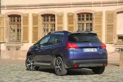 Essai vidéo - Peugeot 2008 : le lion échappe à la Captur