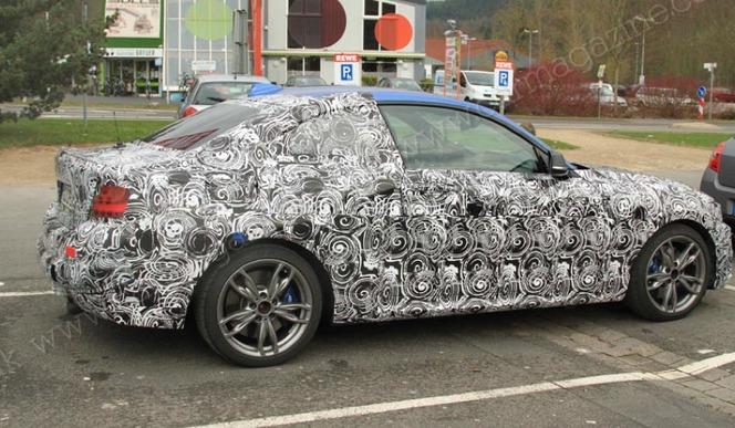 La future BMW M235i surprise