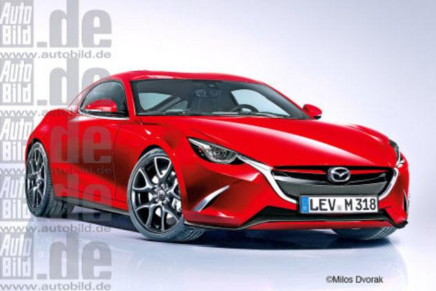 Et voilà qu'on reparle d'une Mazda RX-9 à moteur rotatif