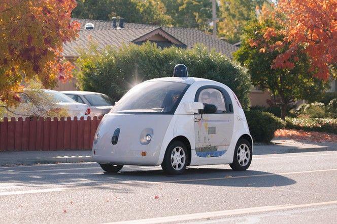 La Google Car doit encore apprendre de ses erreurs
