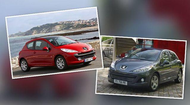 Avant/après : tout savoir sur le restylage de la Peugeot 207