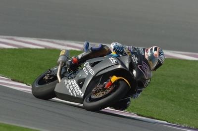 Superbike Test Losail D.1: Les Troy, dans le vent