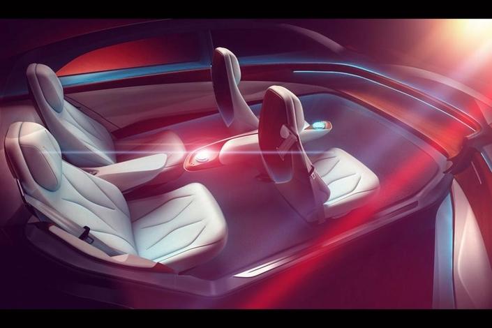 Salon de Genève 2018 : Volkswagen annonce le concept Vizzion