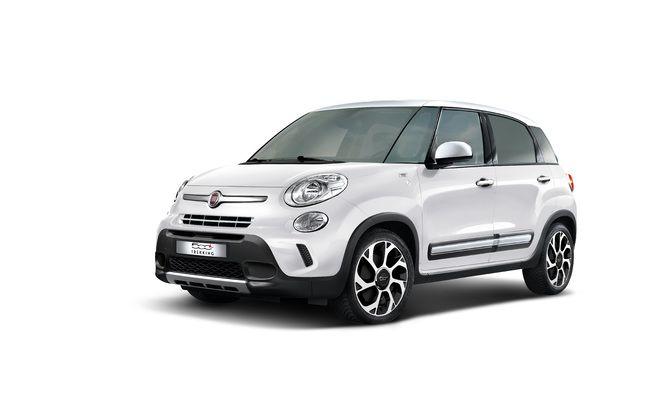 Fiat : la gamme 500 reçoit une série spéciale Urban
