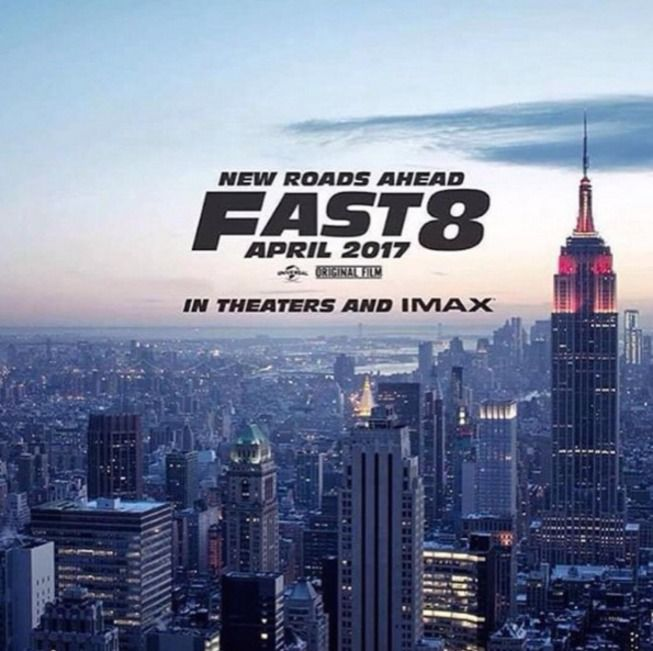 Cinéma - Fast and Furious 8 s'annonce