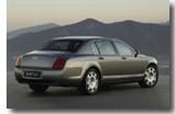 Bentley Continental Flying Spur : Le B ailé prend son envol