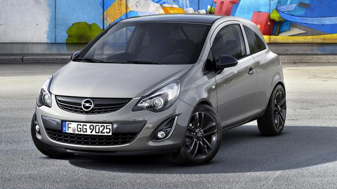 Opel dévoile une édition spéciale de la Corsa baptisée Kaléidoscope