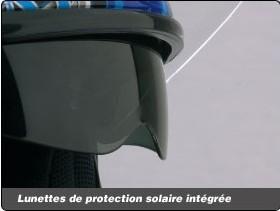 Nouvelle peinture pour le casque intégrale HJC FS-10.