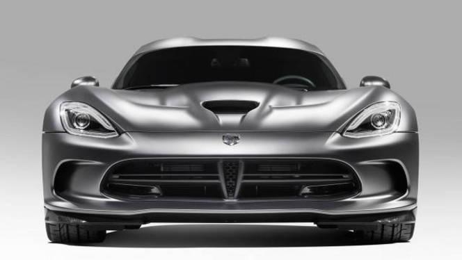 """Dodge Viper """"2015"""": une puissance en légère hausse"""