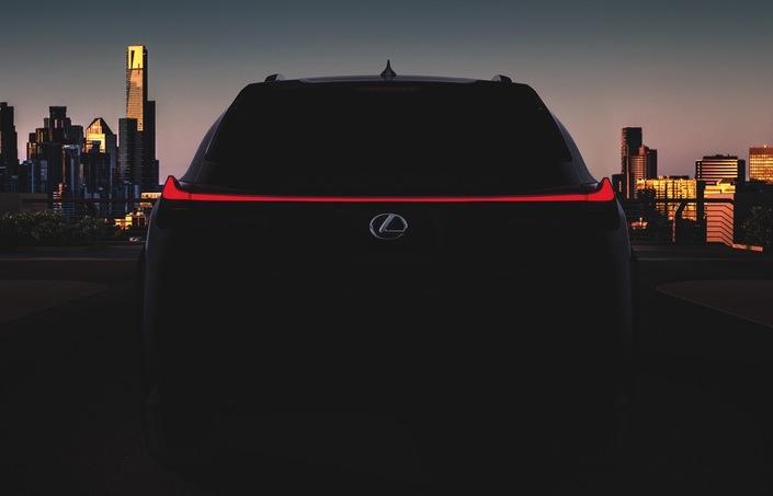 Salon de Genève 2018 - Lexus confirme la présence du SUV compact UX