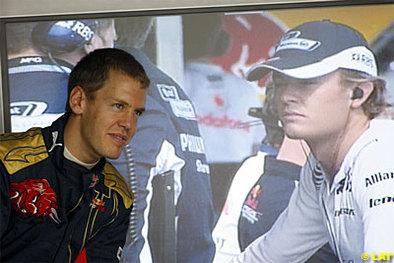 Formule 1 - Europe D.1: Les Toro Rosso dans l'arène