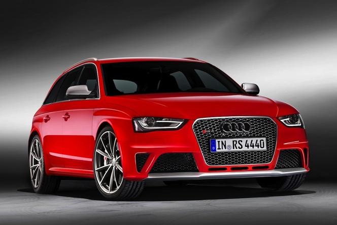 En fuite : la nouvelle Audi RS4