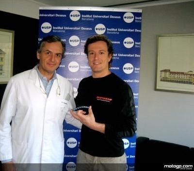 Moto GP - Ducati: Un nouveau trophée pour Gibernau