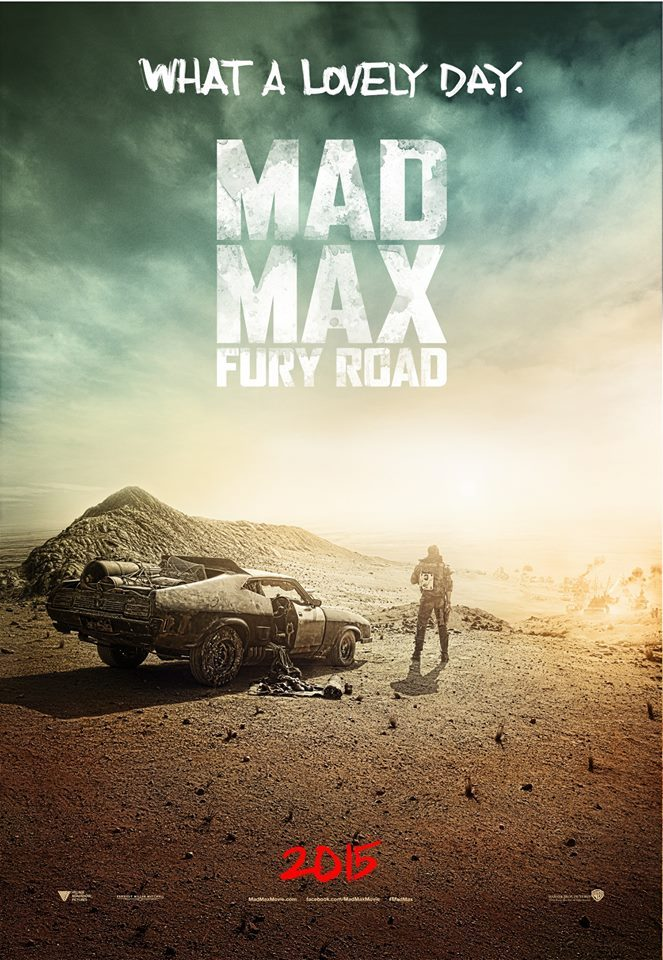 Mad Max : Fury Road - première bande annonce