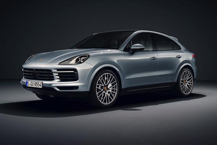 Porsche Cayenne Coupé: maintenant en S de 440 ch