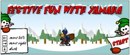 Jeu Online : Yamaha funny game
