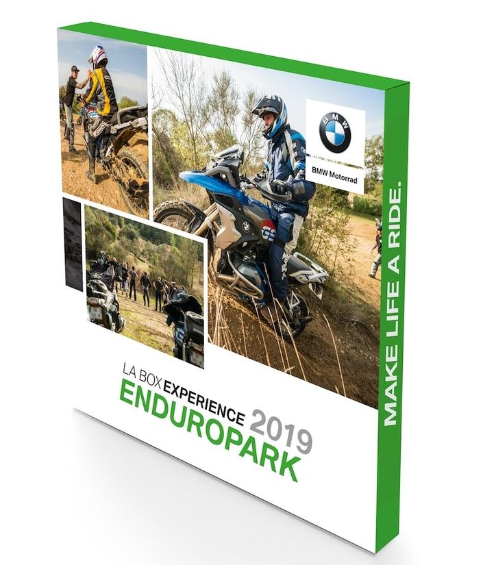Idée cadeau: la Box Experience Enduropark BMW pour les fans d'off-road