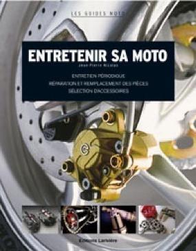 Livre : Entretenir sa moto