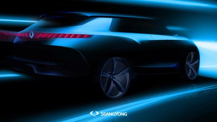 Salon de Genève 2018 - SsangYong e-SIV Concept: double annonce