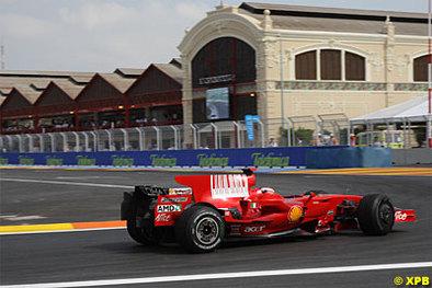 Formule 1 - Europe D.1: Au tour du Cheval Cabré