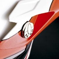 Nouvelle peinture et nouvel intérieur pour le Bell Moto 8K millésime '09
